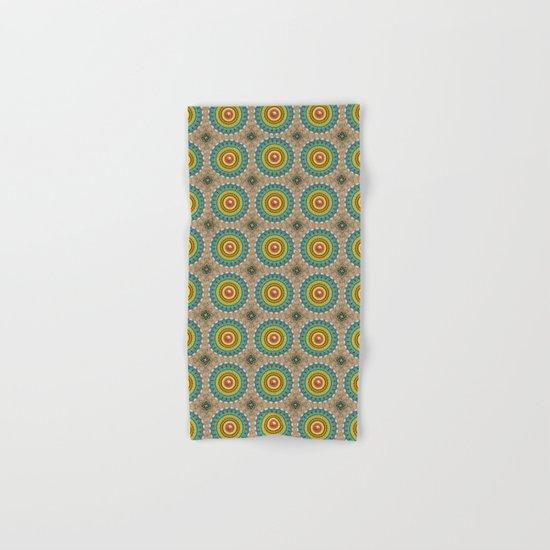 Panoply Pattern Hand & Bath Towel