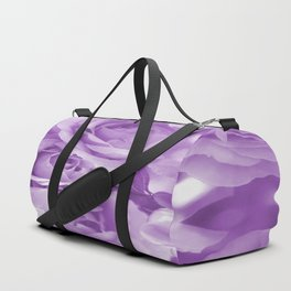 Violet Rose Bouquet For You - Valentine's Day #decor #society6 #homedecor Duffle Bag