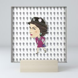 Coco Mini Art Print