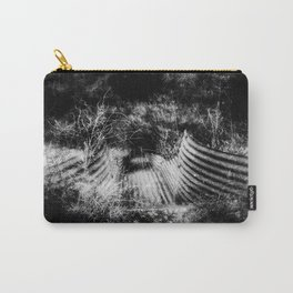 Creepy Runoff Drain Carry-All Pouch