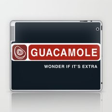 Guacamole is Expensive Laptop & iPad Skin
