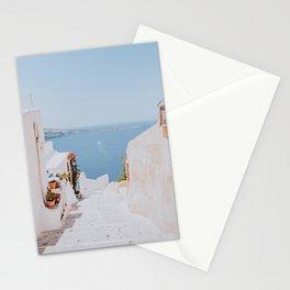 santorini ii / greece Stationery Cards