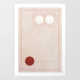 First Vision XIII Art Print
