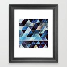 hy†ry^yrcx Framed Art Print