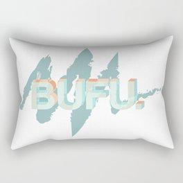 bufu Rectangular Pillow