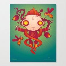 HIVES Canvas Print