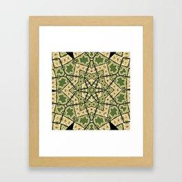 Kaleidopscope ZA Framed Art Print