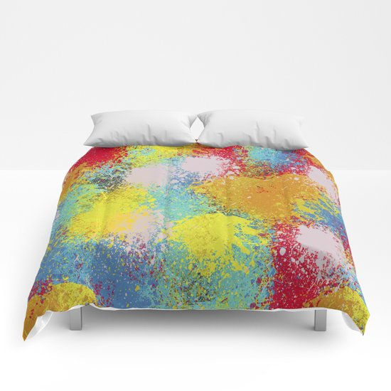 Abstract 30 Comforters