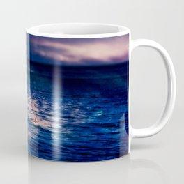 night time swim Coffee Mug
