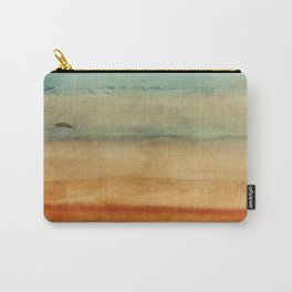 Abstract Seascape No 4: the beach Carry-All Pouch