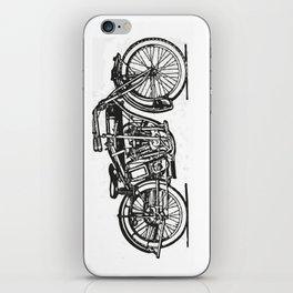 Motorcycle 2 iPhone Skin