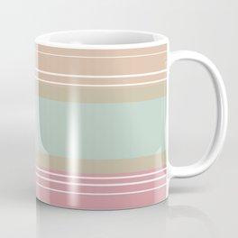 Stripe Pattern IX Coffee Mug
