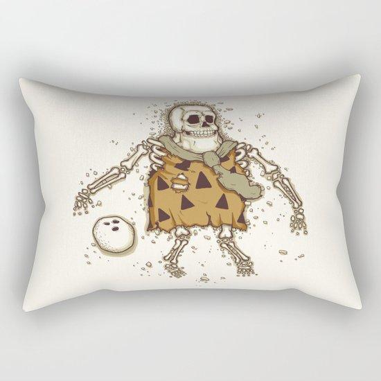Mysterious fossil Rectangular Pillow