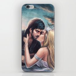 The Siren and the Pirate iPhone Skin