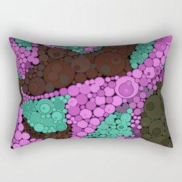 Blooming garden Rectangular Pillow