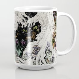 Starry Forest Coffee Mug