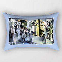 Nijinsky Technology Rectangular Pillow