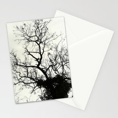 teasing branches (hard shell) Stationery Cards