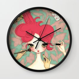 Liselle's Makeover Wall Clock
