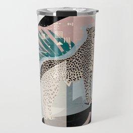 Majesty Cheetah I. Travel Mug