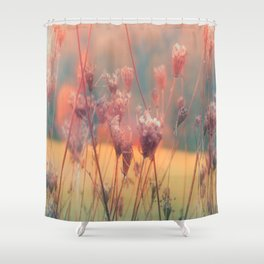 Remainders Shower Curtain