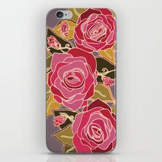 With The Roses iPhone & iPod Skin