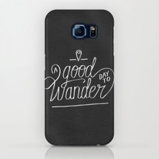Good Day to Wander Galaxy S7 Slim Case