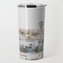 Hollywood California Travel Mug