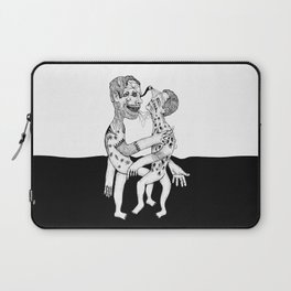 psychedelic people Laptop Sleeve