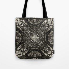 Branching Symmetry Tote Bag