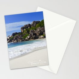 BEACH BOULDERS Stationery Cards