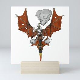 Toot Your Own Horn Mini Art Print