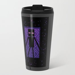 Here comes the Enderman! Travel Mug