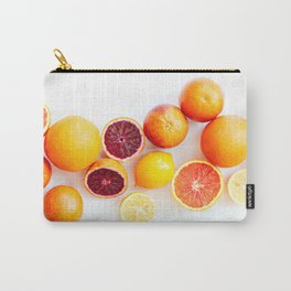 Winter Citrus 2 Carry-All Pouch