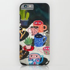Suspicious mugs Slim Case iPhone 6s