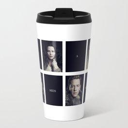 Every Story Needs a Memorable Detail Travel Mug