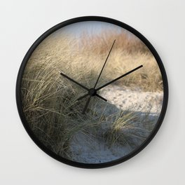 Wild Landscapes at the coast 3 Wall Clock