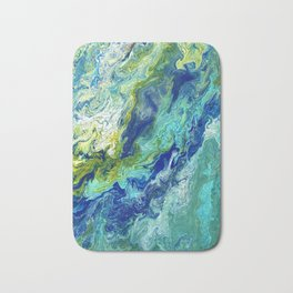 Bubbling Brook Bath Mat