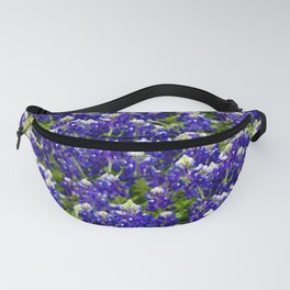 Texas Bluebonnets Fanny Pack