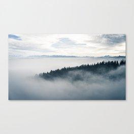 Neverland v6 Canvas Print