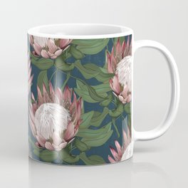 Dragon flower Coffee Mug