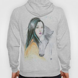 I will never let you down Hoody