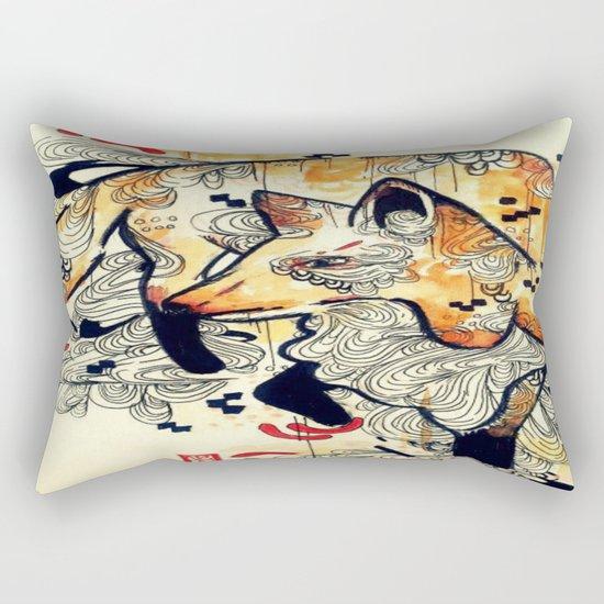The Guiding Ones Rectangular Pillow