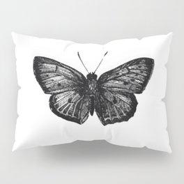 Minimalista borboleta 1 Pillow Sham