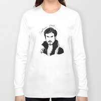 captain hook Long Sleeve T-shirts featuring Captain Hook by *deim lacquer