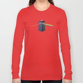 The Dark Side of the Booth Long Sleeve T-shirt