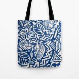 Hawaiian tribal pattern Tote Bag