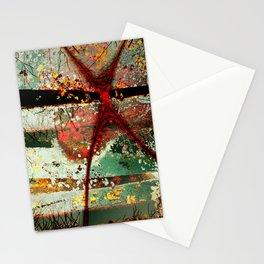Morte lune Stationery Cards