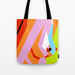 Side Show Tote Bag