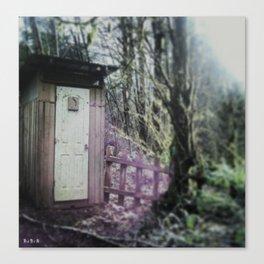 Outhouse I Canvas Print